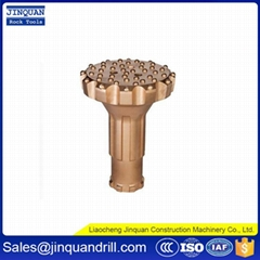 China dth bit manufacturer convex drill bit dth hammer bits dth hammers and bits