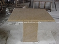 Granite Kitchen Countertops for prefab and customized 3
