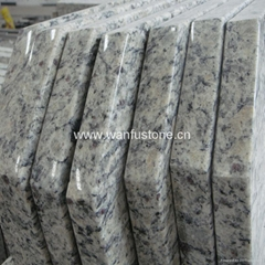 Granite Slab Kitchen Cou