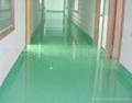东莞环氧树脂薄涂地坪漆 2