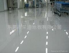东莞环氧树脂地坪漆