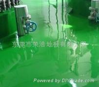 东莞耐力牌地板漆材料 3