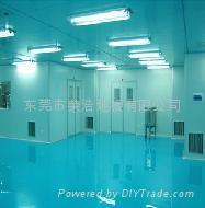 东莞净化工程车间地板漆工程