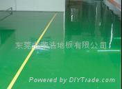 塘廈防靜電地板漆