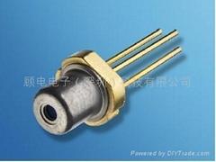 全新原装进口欧司朗PL-450 450nm 80mW蓝光激光二极管