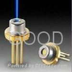 New import Sanyo 405nm 45mW DL-5146-101s blue laser diodes