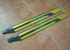 610mm 碳纖槳( 3D)