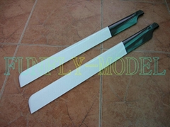 550mm  Fiberglass Main Blade/RC Helicopter