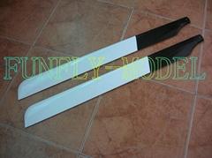 700mm玻纖槳(碳纖加強型)