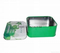 蠶絲面膜鐵盒