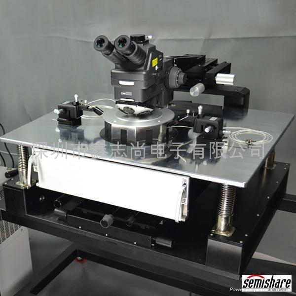 SC高低溫探針台 1
