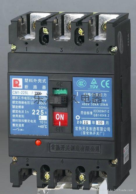CM1 100型塑壳断路器 4