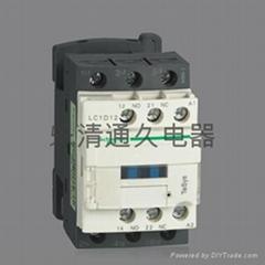 LC1交流接触器施耐德LC1交流接触器