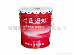 正海虹E895超强硅丙烯酸外墙漆