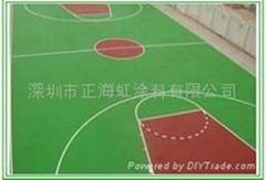 球场地坪漆