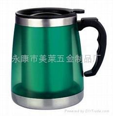 塑料广告杯