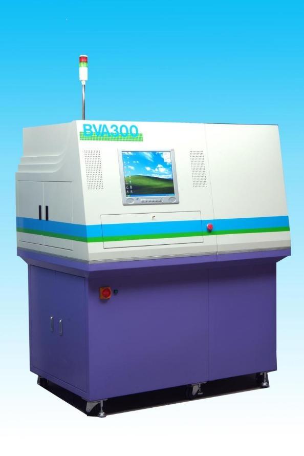 BVA300 全自動錫球檢驗機(機械視覺/光學檢驗)