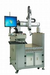 YSMG-500-R360  4軸 塗膠機  畫膠機