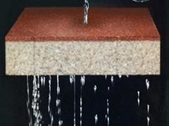 陶瓷透水磚,生態城市專用透水磚