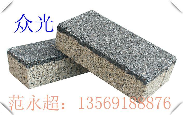 陶瓷透水磚,生態城市專用透水磚 3