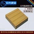 陶瓷透水磚,生態城市專用透水磚 4