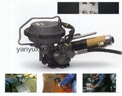 A480/KZ-19/16 氣動組合一體式鋼材綑紮打包機