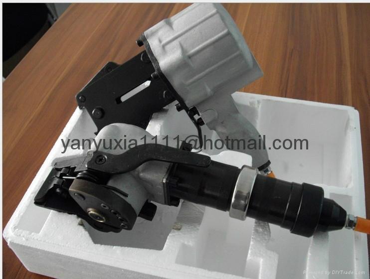 氣動分離式鋼帶打包機 1