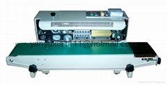 220V Continuous Automatic Heat Plastic Bag Sealing Machine FR-900