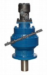 Bonfiglioil 300 planetary gearbox