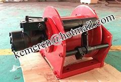 Hydraulic Winch for drilling rig crane winch hoisting winch