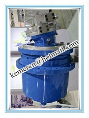 Rexroth GFT-W winch drive gearbox final drive GFT36W3 GFT60W3 GFT80W3 GFT110W3