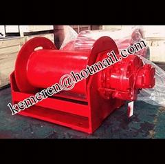 high quality hydraulic winch