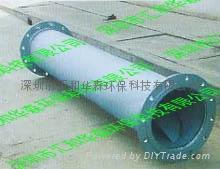 碳鋼管道混合器、混合器、管式混合器、靜態混合器、法蘭式混合器
