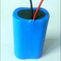 供应3.7V18650锂电池组