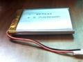 高品质聚合物锂电池603444