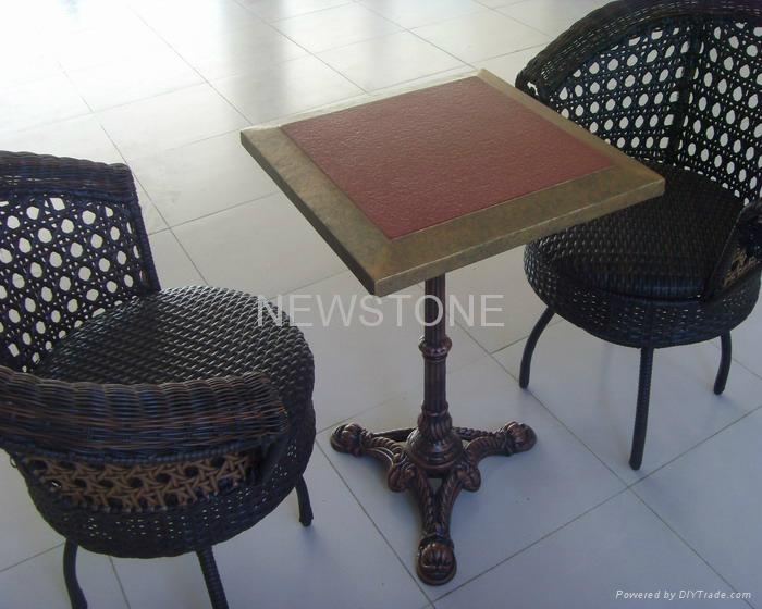 GFRC户外家具-桌面 3