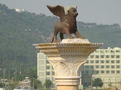 GFRC 大型雕塑