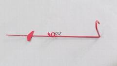 1200x10mm iron fishing rod holder