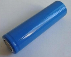 LED Flashlight Battery 18650-2500mAh 3.7V