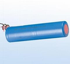 圆柱电池 32650-5000mAh 3.7V