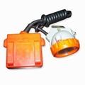 礦燈電池18650-1200m
