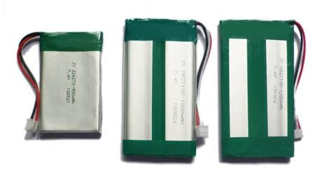 Portable DVD Player Battery  8027100-2200mAh 3.7V 1