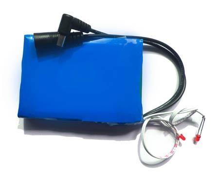 Portable DVD Player Battery  8027100-2200mAh 3.7V 5