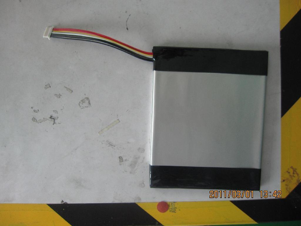 平板電腦類電池3090100-2700mAh 7.4V   2