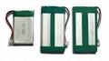 平板電腦類電池3090100-2700mAh 7.4V   4