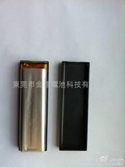 仪器类电池7530100-2700mAh 7.4V