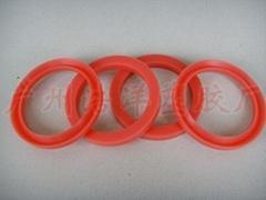 Polyurethane sealing ring