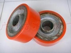 聚氨酯pu包胶轮