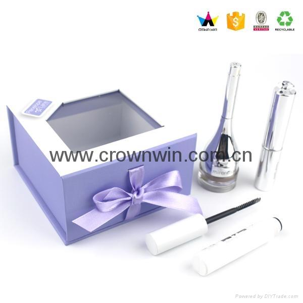 Private Custom Paper Gift Set Cosmetic Box 4