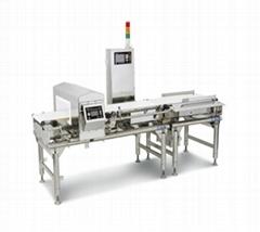 凱士韓國進口皮帶式重量分級機